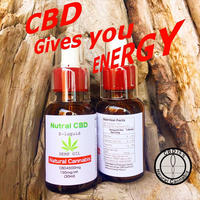 新ラベル 2本セット価格‼️  Nutral CBD ACDC大麻株使用 15% 高濃度 リキッド