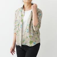 【特別提供品】日本製花柄シャツ[1363891]