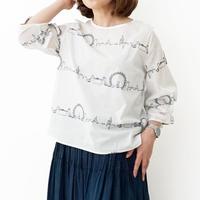 刺繍入りブラウス[6173882]