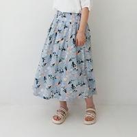 【特別提供品】花柄スカート[4147453]