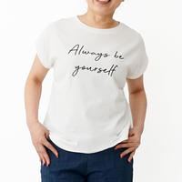 ロゴプリントTシャツ[1281373]