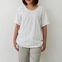 【特別提供品】前身刺繍Tシャツ[4141380]