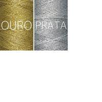 LINHASITA社製ワックスコード<OURO&PRATA> 0.35mm (ロウビキ紐 蝋引き紐 waxcord)1本単品