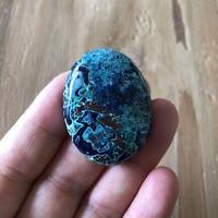 クリソコラ/天然石ルース(裸石)