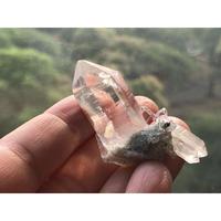 インド マニハール 産 ヒマラヤ水晶ポイント(NO.4)