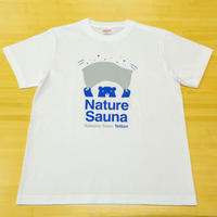 オリジナルTシャツ(アウフグースTシャツ)ホワイト
