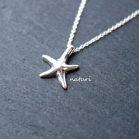 【asterie】sv925 hitode necklace