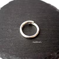【luna】sv925 moon ring Ⅲ