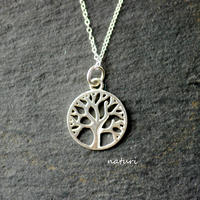 【arble】sv925 tree of life necklace
