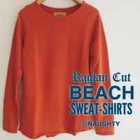 Raglan Cut BEACH SWEAT-SHIRTS