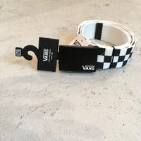 "select / VANS ""DEPPSTER  WEB BELT"""