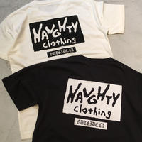 NAUGHTY CLOTHING S/S Tee