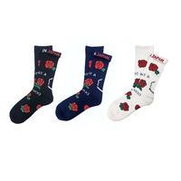 "ching & co. / ""ROSES"" Socks"
