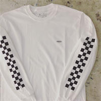 CHECKER L/SLEEVE Tee