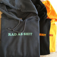 """""""RAD AS SHIT"""" P/O HOODIE"""