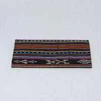 F071 マラナオ族の布の札入れ 縦9.5 x 横19 cm