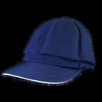 ほっと安心帽;大人用 衝撃吸収キャップ(紺色)