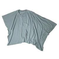TWINNECK T-SHIRTS / CHARCOAL GRAY