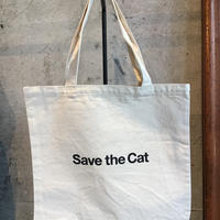 Save The Catトートバック