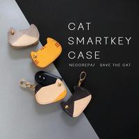 猫型 スマートキーケース