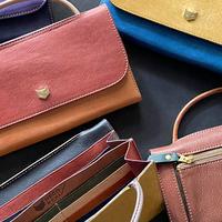 ウォレットバッグ Wallet bag L マルチ A~E【kura】