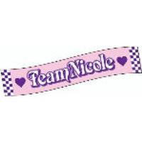 Team  Nicole マフラータオル