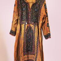 vintage baloch dress