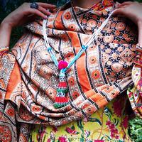 hand made ajurakh F