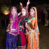 インド・ラージャスターン州のフォークダンス基礎クラス動画
