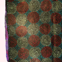 kantha circle small shawl