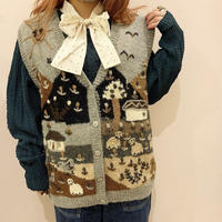 knit vest