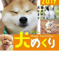 犬めくり2019 リフィル(台座なし)
