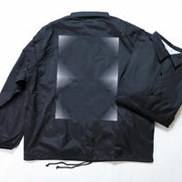 "PIXELATE""8"" COACH JACKET [BLACK] /8otto"
