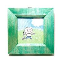 パステル・ミニ原画(GOLF)