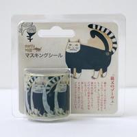 【2/11再入荷】morita MiW マスキングシール/猫又のゾーヴェ