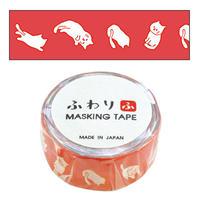 マスキングテープ │ ふわり