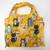 2way Shopping Bag  猫が整列したら