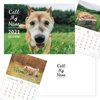 Call my name 原発被災地の犬猫たち 2021年カレンダー(壁掛け)