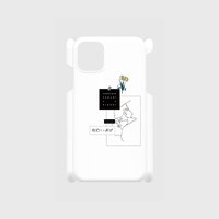 nemuiasa sticker case for iphone11