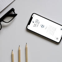 2019 JUL〈 iPhone  calendar 〉