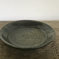山本勘弥の五寸リム皿