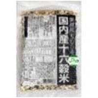 国内産 十六穀米 業務用500g  (1箱6個入×3箱)