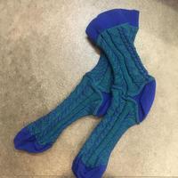 【Socks】 ph7+  x tokone    P3F0002 BLU