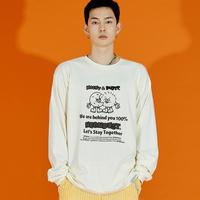 Dusty&Moony T-shirt (Ivory)