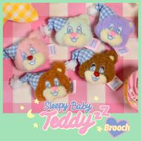 [Sleepy World] Baby TeddyzZ BROOCH
