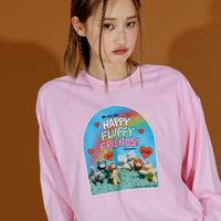 Friends T-shirt (Pink)