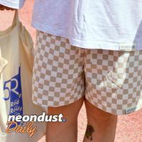 NDD 21SS 1/2 Pants_Checker