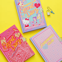 HELLO KITTY CHARMING CLUB Secret Diary
