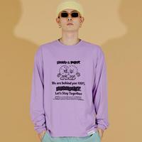 Dusty&Moony T-shirt (Purple)