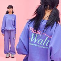 19S Sweat Shirt (Purple)